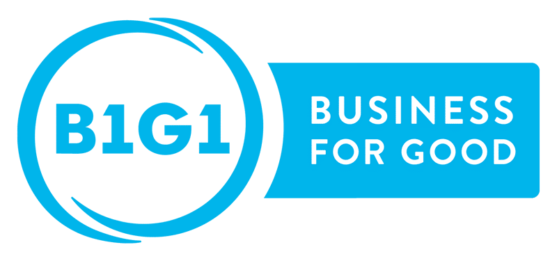 B1G1 Global on purpose giving