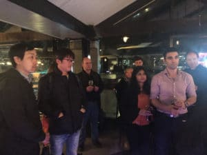 Social Meetup Fun Friendly Connections and Insight