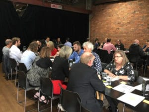 Business Networking Meet New People Make Connections structured facilitated meetings enable new referral