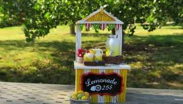Lemonade Stand Startup Business