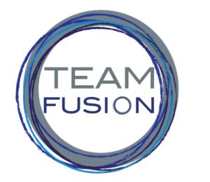 Team Fusion circle logo