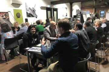 Picture taken at Business Speed Networking event - May 2019