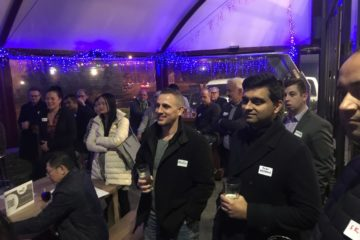 Images from our July Business Networking meetup at New Brew on Aucklands North Shore