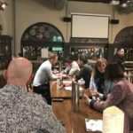Our first ever Business Networking social meetup in the East. Huge success with really engaged business owners from a variety of industries.