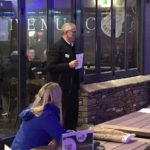 Business Networking at NewBrew,  August 2019 with guest speaker Graeme Hogan.