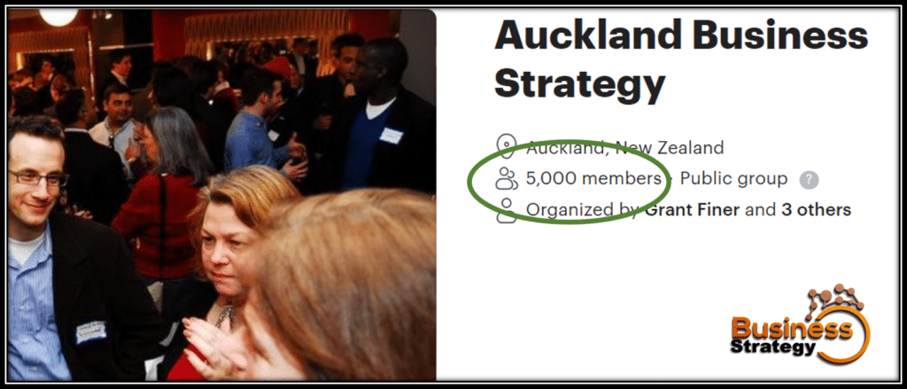 BSNZ 5000 members graphic
