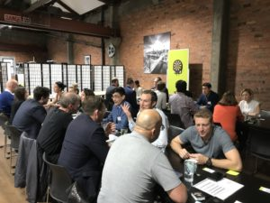 Business Speed Networking Photos from our September event