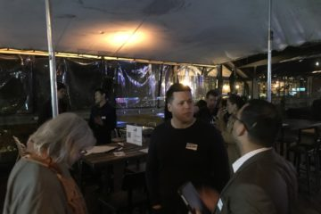 Our September 2019 Business Networking social meetup with speaker Grant Finer - Principal Connector, Business Strategy NZ