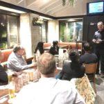 Business Networking in Pakuranga Auckland at AppleJacks featuring Tibor Mackor from BBS
