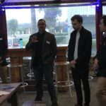 Our October Social meetup on the shore featuring Jake Barker from HR Matters.