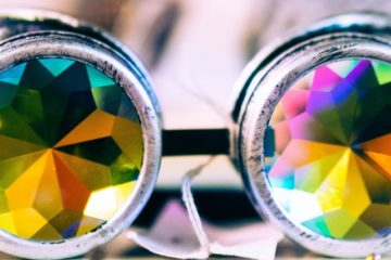 Prism Glasses Picture - Clipart
