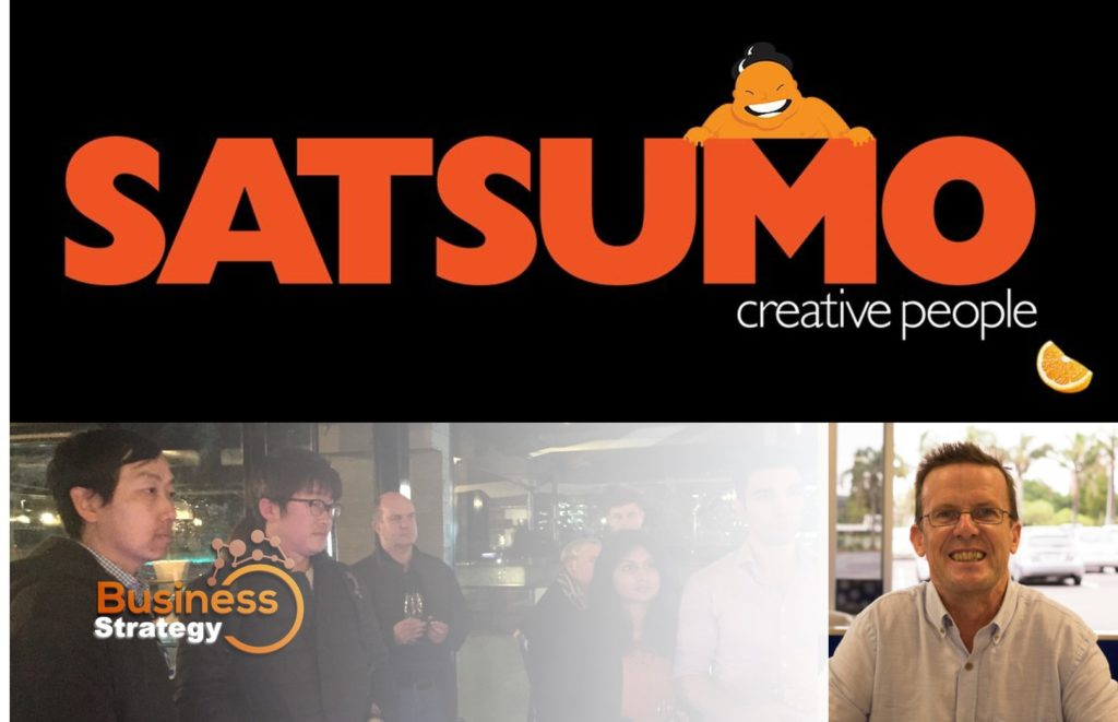 Satsumo presentation banner Nov 4th 2019