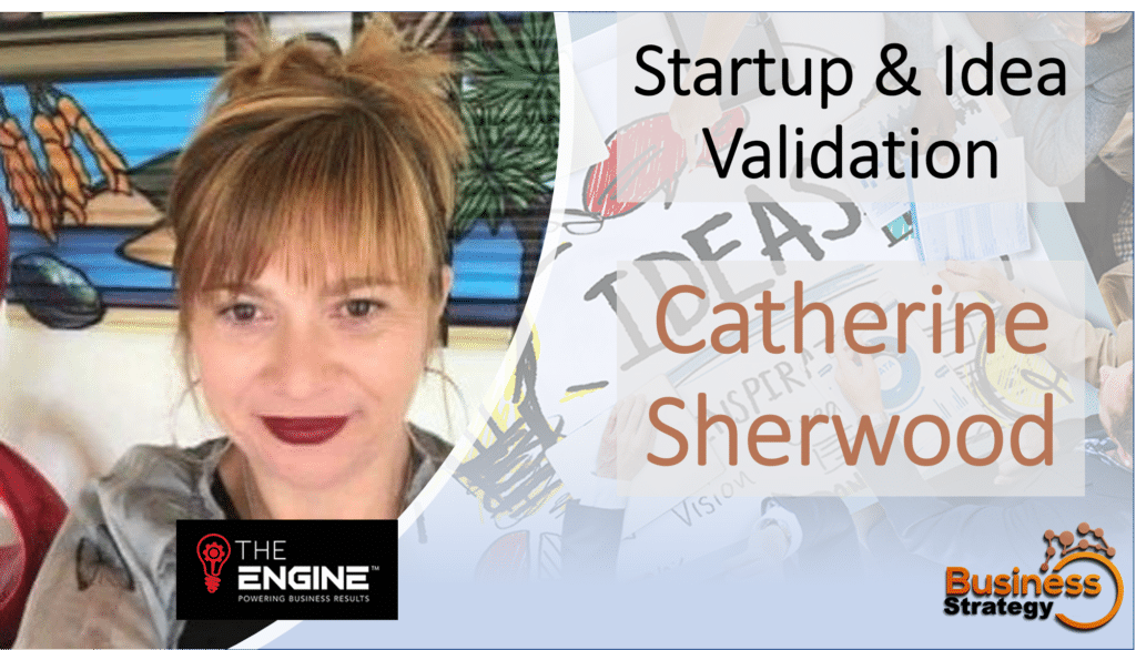 Catherine Sherwood Speaker Promotion