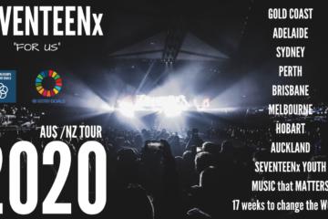 SeventeenX Tour 2020