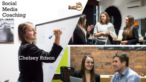 Chelsey Ritson the Social Media Coach