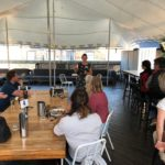 Photos from our final event before NZ COVID-19 Lockdown - How to present your best self online with Magnetic Marketing, featuring Chelsey Ritson, Pete Ward and Monique Bradley.