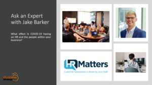 Jake Barker - HR Matters