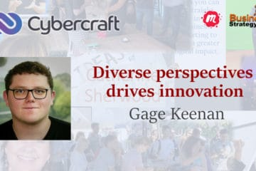 How diverse perspectives drive innovation - Gage Keenan