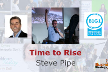 Steve Pipe - Our time to RISE - B1G1