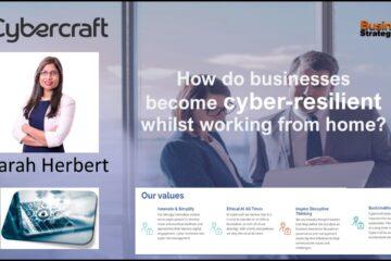 Cybercraft Talk - Farah Herbert