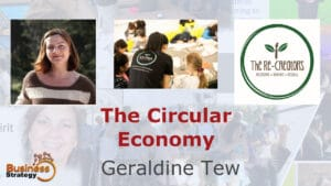 Geraldine Tew - The Circular Economy