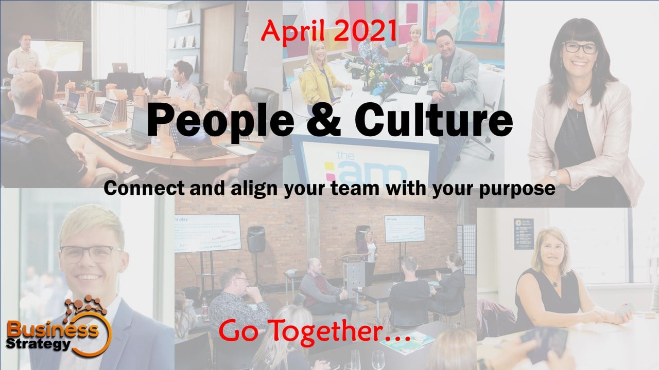 April Featured Topic: People and Culture - Go Together - Albany