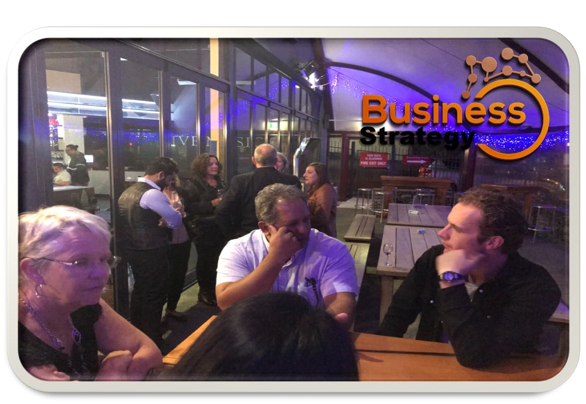 Business Growth Social Networking - North Shore