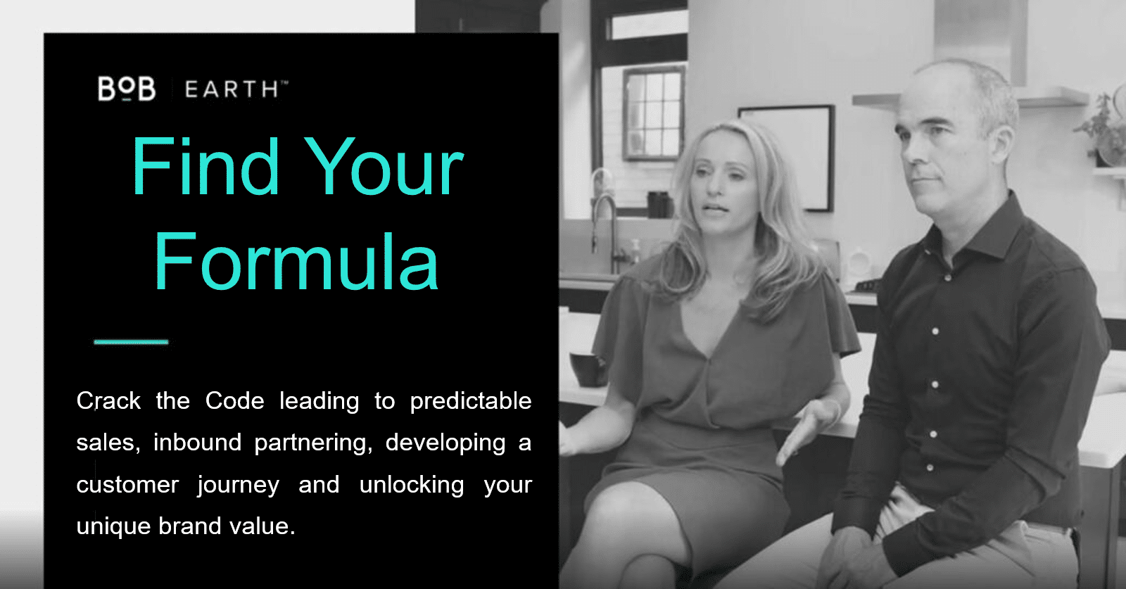 Find Your Formula - Special Business Workshop Event