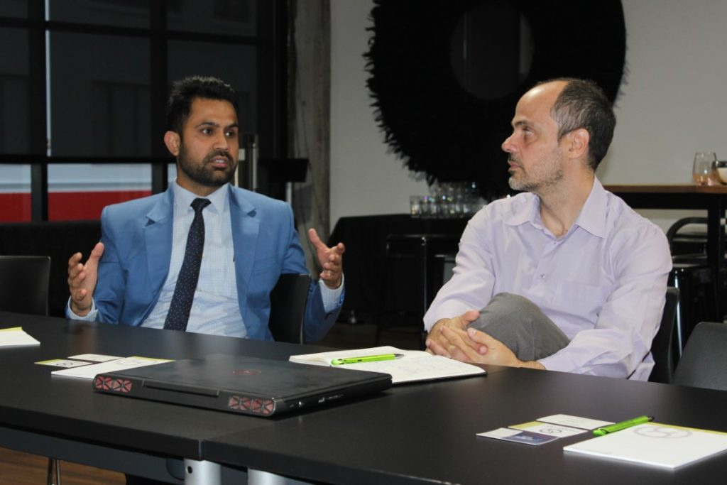 Marketing strategies  - Founders Round Table April 2019