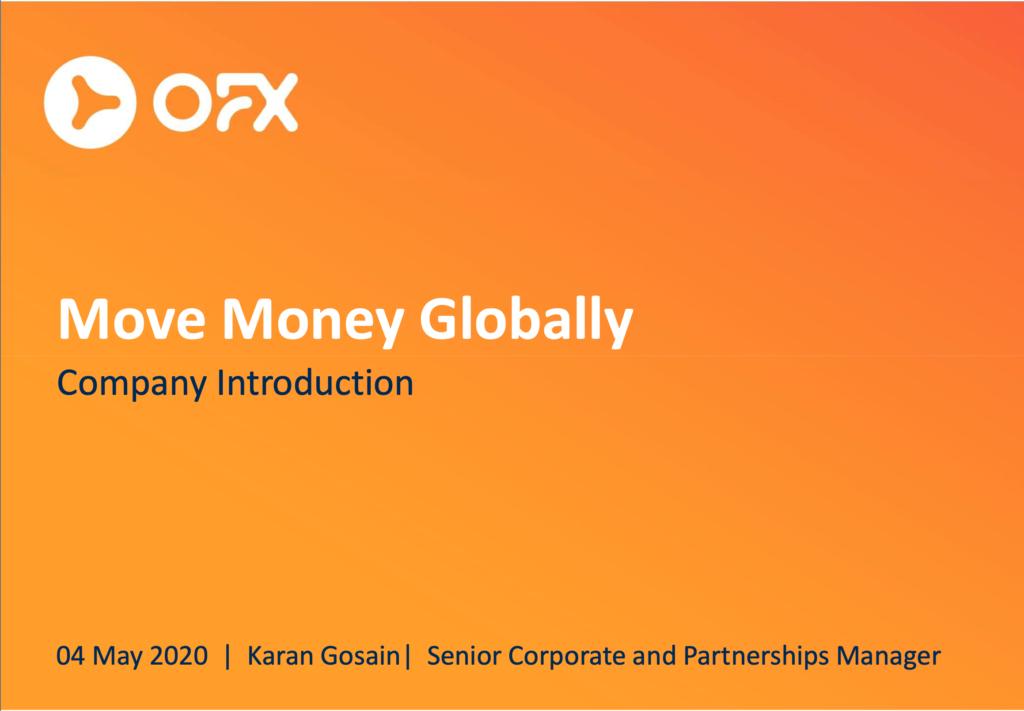 Move Money Globally
