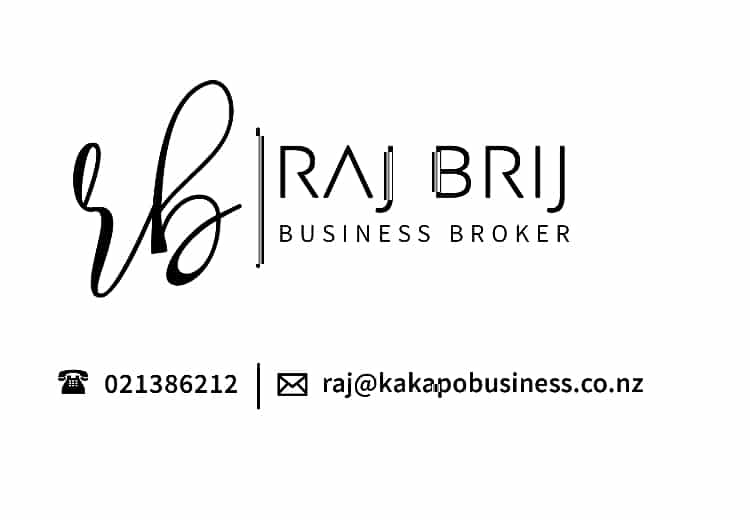 Raj Brij - Business Broker / Accountant