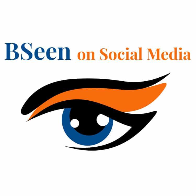 BSeen on Social Media